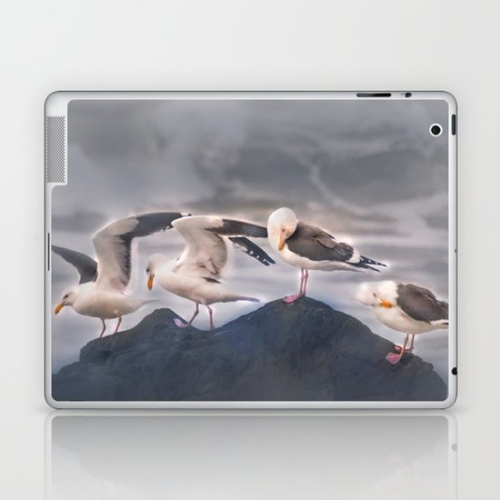 Rock Quartet Laptop & iPad Skin