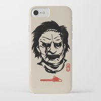 butcher billy iPhone & iPod Cases featuring Butcher by pigboom el crapo