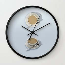 Wake me Gently Wall Clock