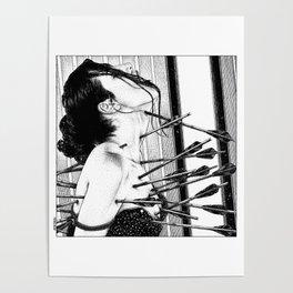 asc 778 - La lione blessée (Love is a killer) Poster
