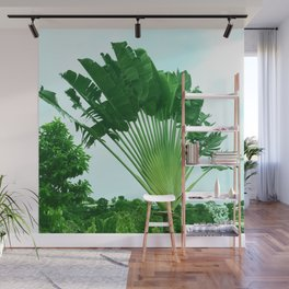 Green Haven Wall Mural