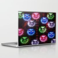monsters Laptop & iPad Skins featuring Monsters by CLE.ArT.