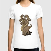 hydra T-shirts featuring Hydra by Jada Fitch