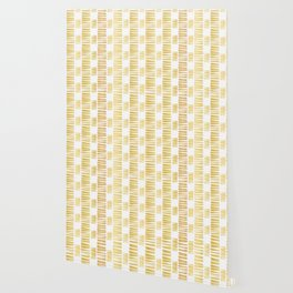 Luxe Gold Stripes Confetti Hand Drawn Vector Pattern Background Wallpaper