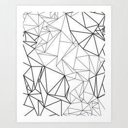 Trangu No.6 Art Print