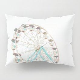 Ferris Wheel Abstract Pillow Sham