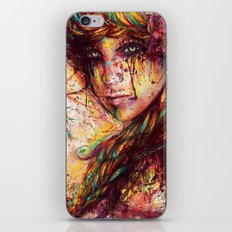 Russian braid iPhone & iPod Skin