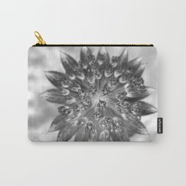Floral Bloom Carry-All Pouch