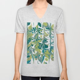 Jungle Reflections Unisex V-Neck