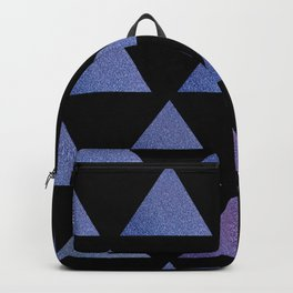 Back pattern with giltter #society6 Backpack