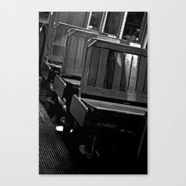 Pick A Seat Canvas Print