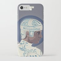 tron iPhone & iPod Cases featuring Tron by Virtual Window
