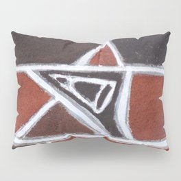 Stone wall colour 1 Pillow Sham