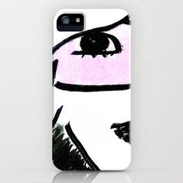 Winter Chic 2011 iPhone Case
