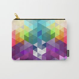 Pixel Prism Carry-All Pouch