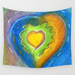 From the Heart Wall Tapestry