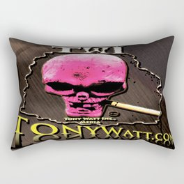 TWI Studio Logo -Hollyweird, Toronto, Canada Rectangular Pillow