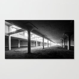 Hall of the White King Canvas Print