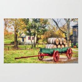 Bourbon Rug