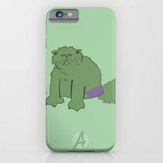 The Incatable Hulk Slim Case iPhone 6s