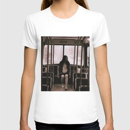 Empty Street Car T-shirt