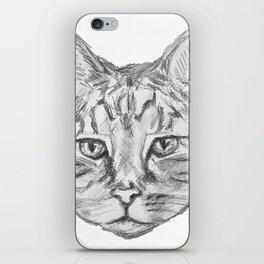 Kitty Cat iPhone Skin