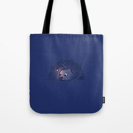 Reading light Tote Bag