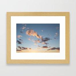Goodnight Sunshine Framed Art Print