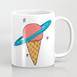 ice-cream star Coffee Mug