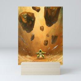 Earthbender Mini Art Print