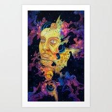Auraena Art Print
