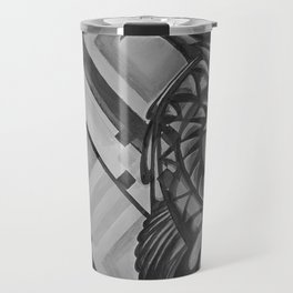 Gray Owl Travel Mug