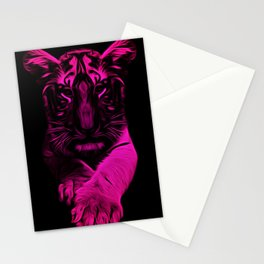 Young Tiger Stationery Cards