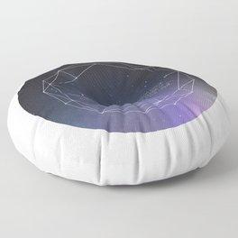 Light (Constellation) Floor Pillow