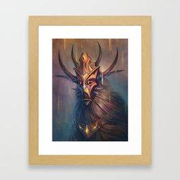 Kuker III Framed Art Print
