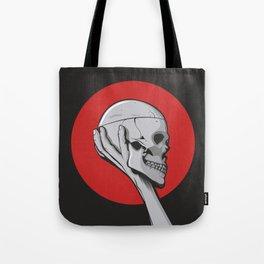 Skull Hamblet  Tote Bag