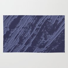 marble effect Rug
