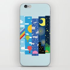 Skies iPhone & iPod Skin