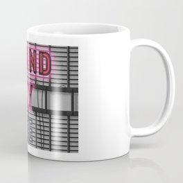Stand By - Social Distance - Shutdown Coffee Mug