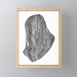 Strange Pleasure 2 Framed Mini Art Print