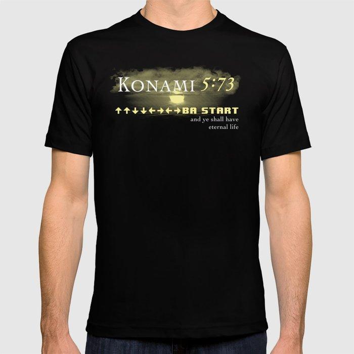 The Old School Testament T-shirt