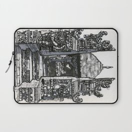 Bali : Market Temple Laptop Sleeve