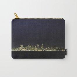 San Francisco Skyline #4 Carry-All Pouch