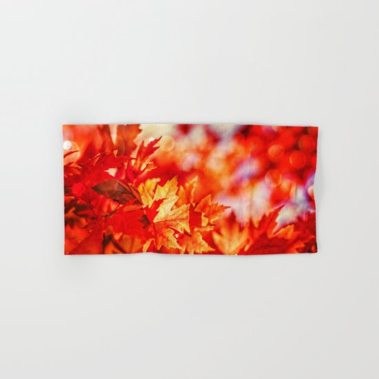 Indian Summer 7 Hand & Bath Towel
