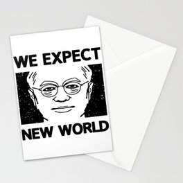 New World part II Stationery Cards