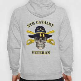 5th Cavalry - for Army Vets of Fifth Cavalry Hoody