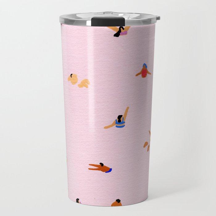 Pink! Travel Mug