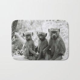 Three Amigos Bath Mat