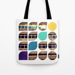 Cold Comfort Collage — Frontline Tote Bag