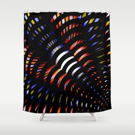 Stained Glass, 2370h Shower Curtain